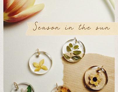 Season in the Sun 2021 | Pebbles + Herbs