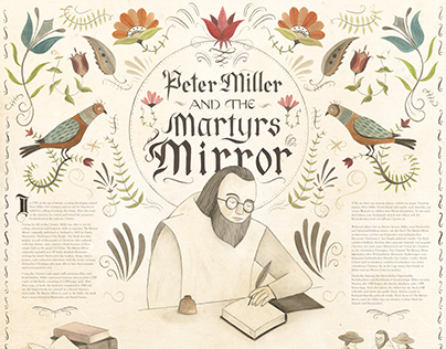 Peter Miller and the Martyrs Mirror