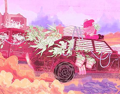 Plant Caravan