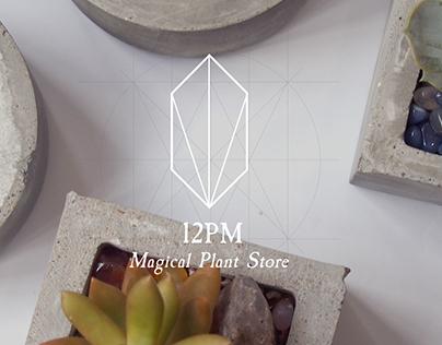 12 Plant Mythology
