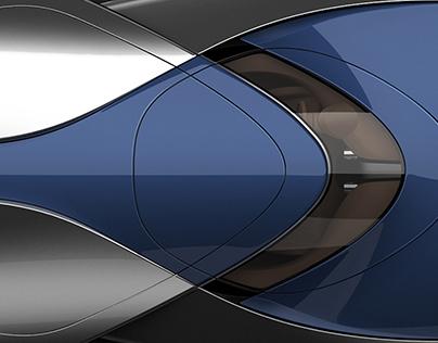 Bugatti Speedboat