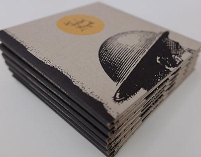"""Digipak CD Sleeves - Last Builders Of Empire """"Post War"""""""