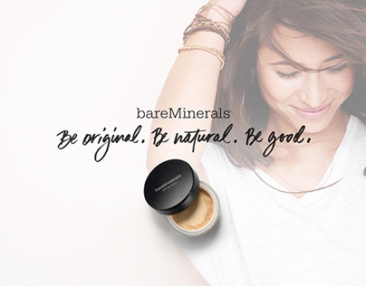 Bare Minerals Redesign