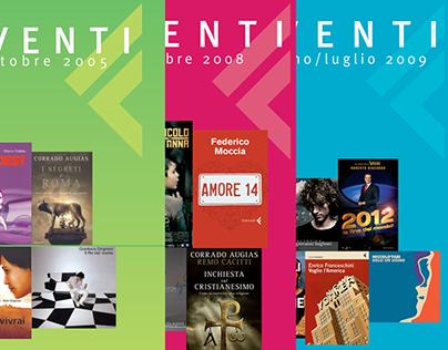 laFeltrinelli - impaginazione