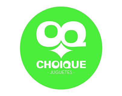 Choique Juguetes - Logo + Branding