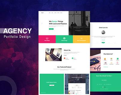 Agency Portfolio Design