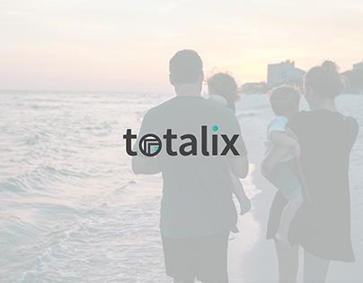 totalix logo design
