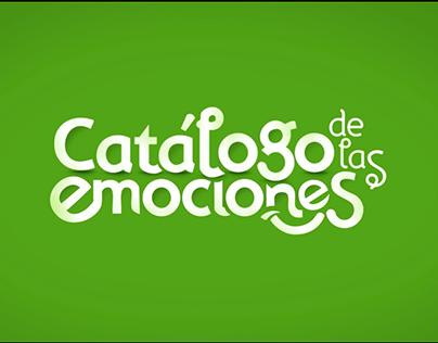 Catálogo de las emociones - Oro Cyber