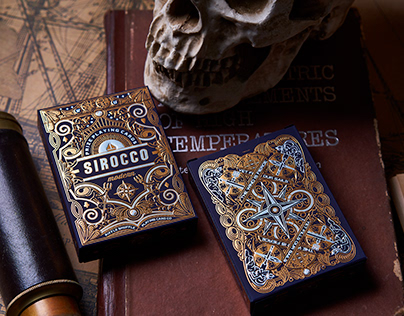 SIROCCO Playing Cards