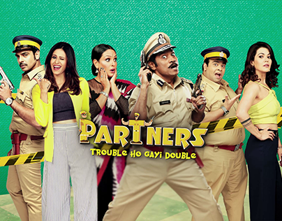 PARTNERS- SAB Tv Opening Show Packaging