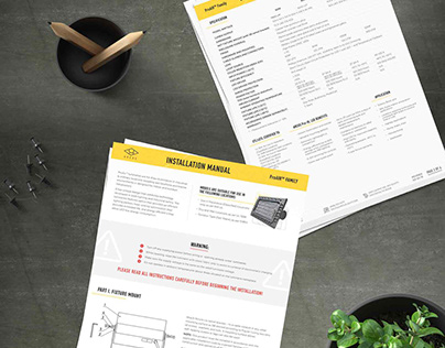 ARCUS Datasheets & Manuals