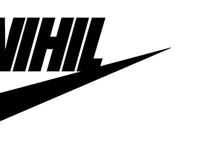 """""""Nihil"""" logo"""