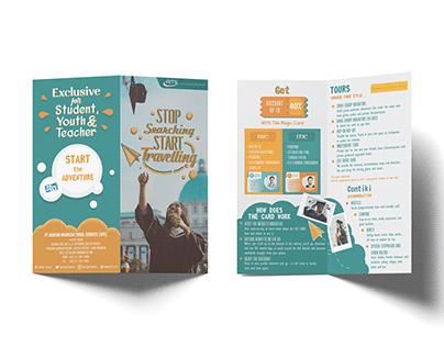 Two-Side Fold Flyer