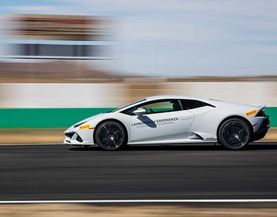 Lamborghini Esperienza - Huracan Evo