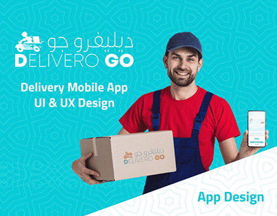 Ecommerce delivery mobile app