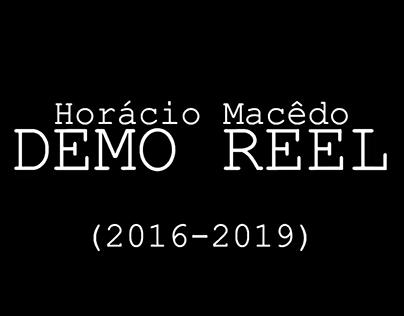 Demo Reel (2016-2019)