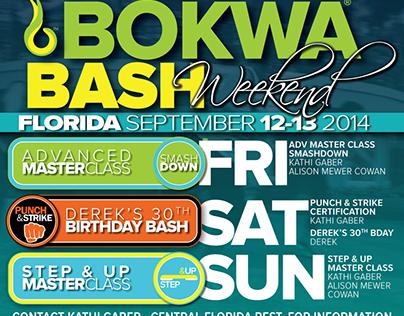Bokwa Bash Weekend