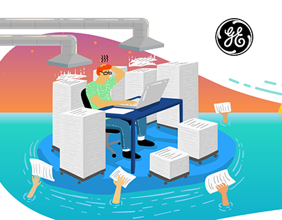 GE - Bridging the gap between IT & employees