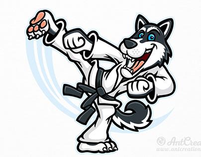 Great Alaska Martial Arts Tournament Character Design