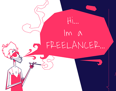 Hi... I'm a Freelancer...