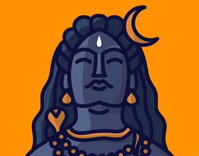 Iconography of Indian desi Gods