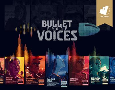 Bullet Proof Voices