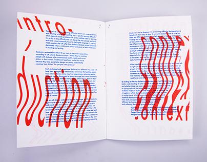 Typography & Dyslexia