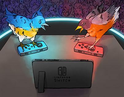 Bird Battle