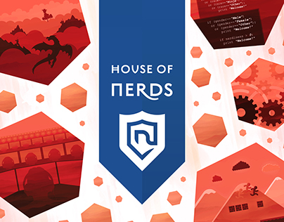 House of Nerds | Branding