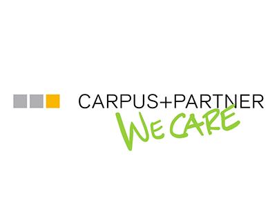 Carpus + Partner We Care Logo Animation