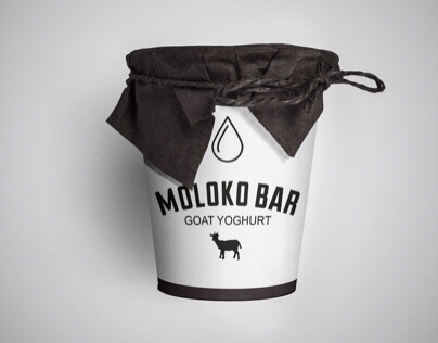 LABEL FOR MOLOKO BAR (GOAT YOGHURT)
