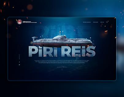 Piri Reis Türk Denizaltı