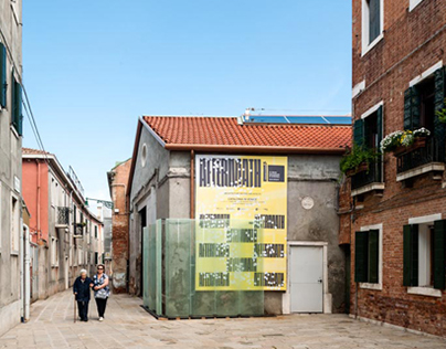Aftermath-Catalonia Pavilion at XV Venice Biennale