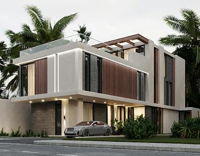 Maiman villa