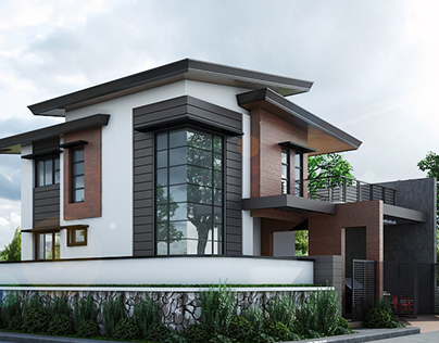 A. Russel Project (2-Storey Residential Building)