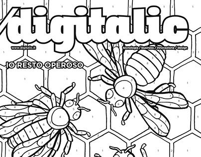 Cover Digitalic Magazine /05/2020 _n.95