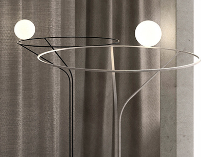 """Na Linii"" lighting collection"