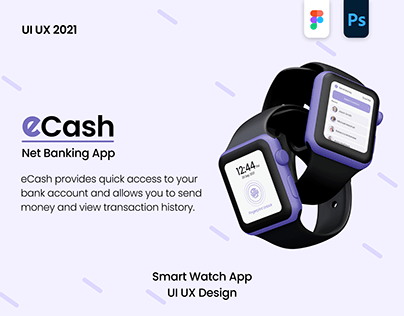 eCash for Apple Watch - Mobile Banking App