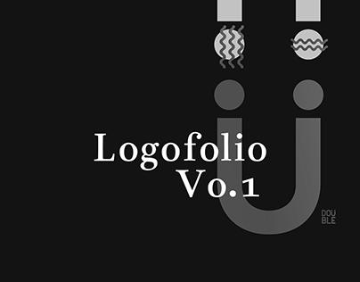 DOUBLE. Logofolio Vo.1