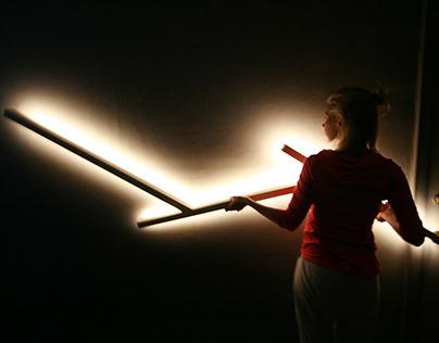 lamp branch