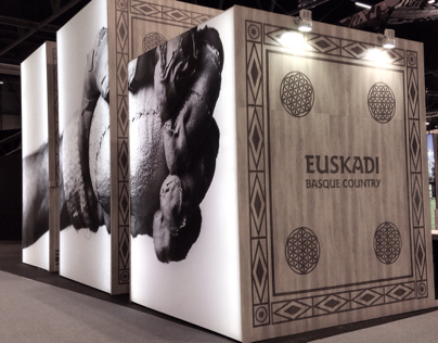 Euskadi Basque Country Fitur2015