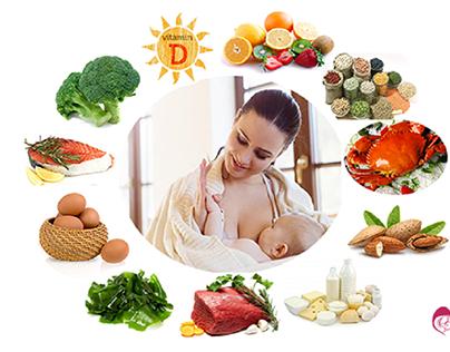 Mẹ sinh mổ không cần ăn gì tại tháng trên cữ?