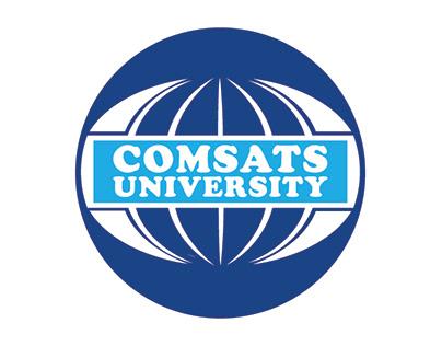 COMSATS University Logo Desiging