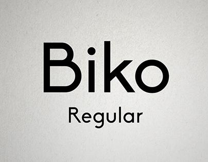 Biko Regular - Free Download