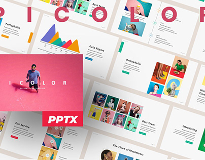 Picolor Creative Powerpoint
