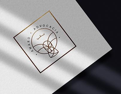 Amaro Advocacia - Identidade Visual