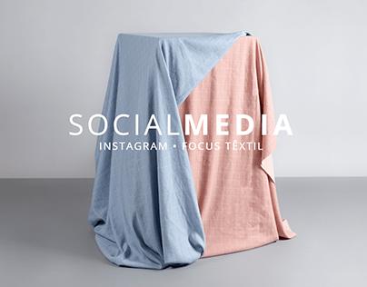 Social Media | Focus Têxtil