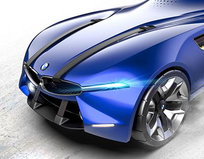 BMW // Retro Futurism