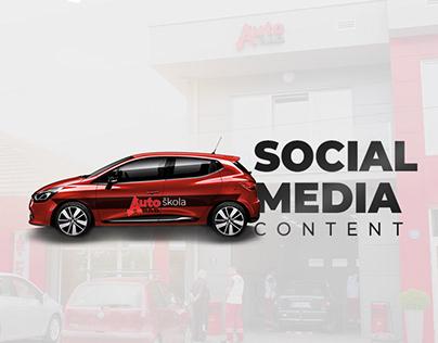 Audo Rad - Social Media Visuals