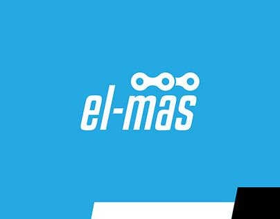 El-Mas Logo & Visual Identity